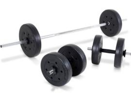 fitnes uteži